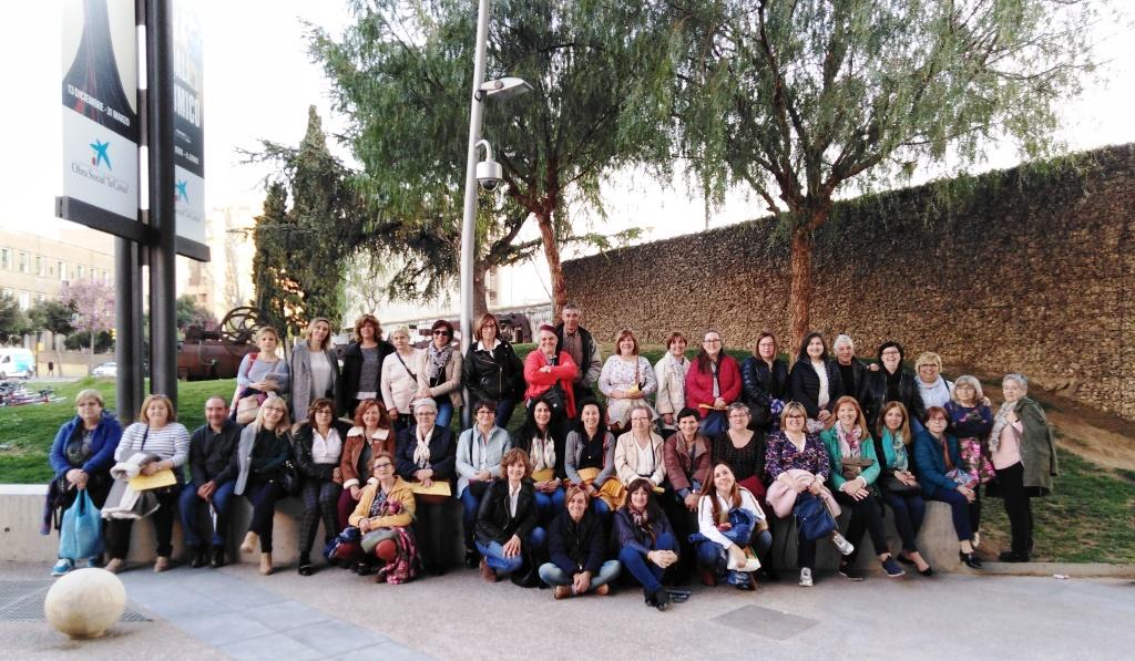 Excursión cultural a Zaragoza.